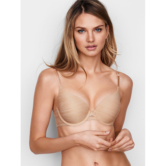 VICTORIA'S SECRET NEW! Perfect Shape Bra Almost Nude Marl Outlet Store