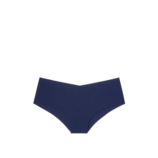 VICTORIA\'S SECRET NEW! Raw Cut Cheeky Panty Ensign Blue Outlet Store