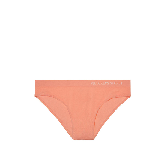 VICTORIA'S SECRET Cheekini Panty Lip Smacker Peach Outlet Store