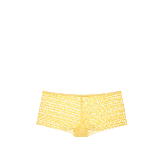VICTORIA'S SECRET NEW! Lace Shortie Panty Light Comet Outlet Store
