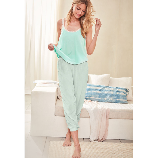 VICTORIA\'S SECRET NEW! Lightweight Jogger Light Mint Outlet Store