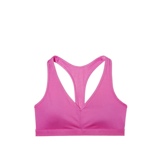 VICTORIA\'S SECRET Caged Racerback Sport Bra Dragonfruit Outlet Store
