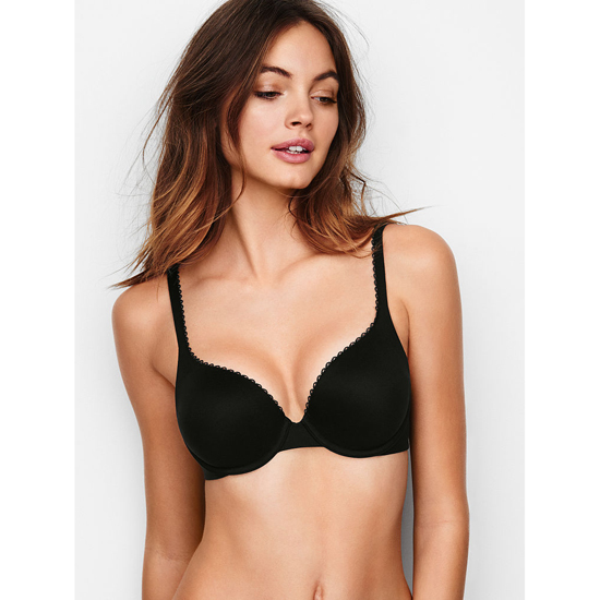 VICTORIA'S SECRET Perfect Shape Bra Black Outlet Store