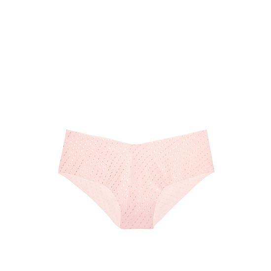 VICTORIA\'S SECRET NEW! Raw Cut Cheeky Panty English Rose Shine Outlet Store