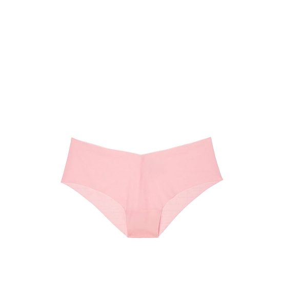 VICTORIA'S SECRET NEW! Raw Cut Cheeky Panty Starlet Pink Outlet Store
