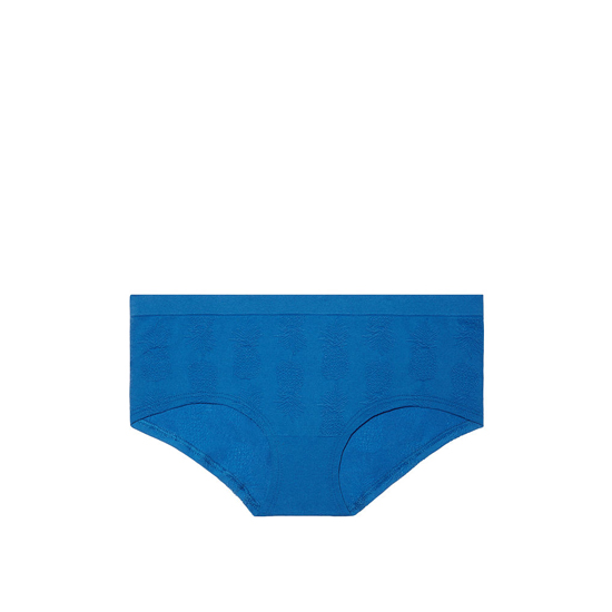 VICTORIA'S SECRET NEW! Hiphugger Panty Cerulean Pineapple Print Outlet Store